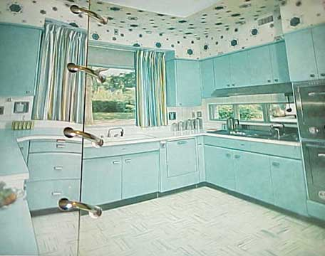 Retro Kitchens then & now: retro kitchens today - hooked on houses
