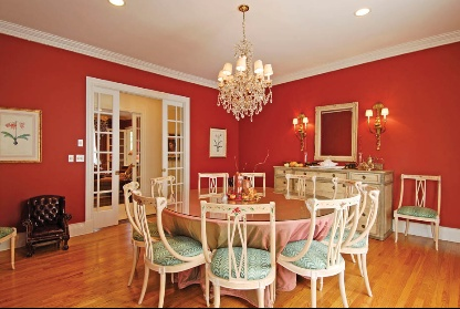 Decorating Inspiration Crown Molding Hooked On Houses