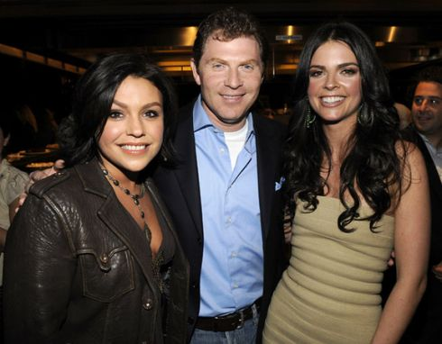bobby flay and katie lee relationship questions