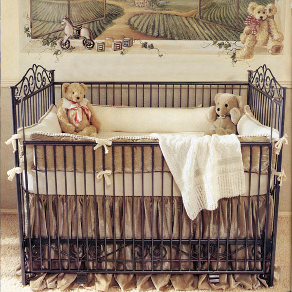 Jennifer Lopez S Glam Nursery For Her Twins Hooked On Houses