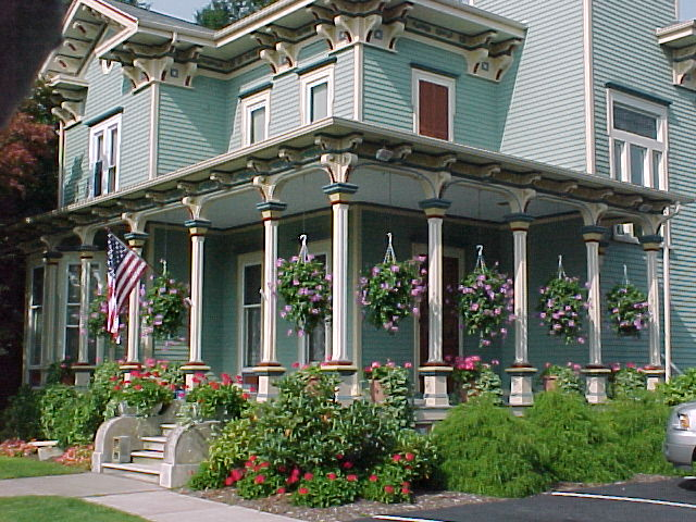Decorating Inspiration In Praise Of Porches Hooked On