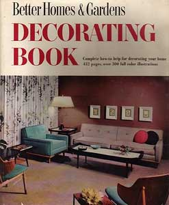 Back In February I Posted Photos Of 1950s Kitchens From An Old Better Homes  U0026 Gardens Decorating Book I Had Just Bought. It Continues To Be A Popular  Post ...