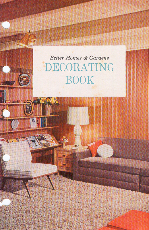 good looking better homes and gardens books.  from my 1956 edition of the Better Homes and Gardens Decorating Book I ve shown photos before we looked at some 50s kitchens living rooms A Good Year for Pink Bathrooms Hooked on Houses