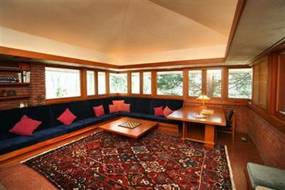 Frank Lloyd Wright S William P Boswell House Hooked On