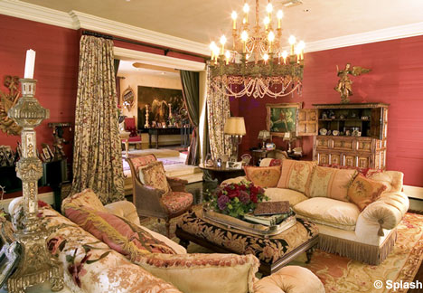 christina aguilera house. Christina Aguilera#39;s nursery