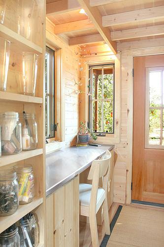 Tumbleweed Tiny House Floor Plans: Living Small: Tumbleweed Tiny Houses