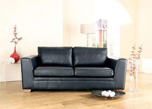 Lovely Giving Old Leather Sofas A New Look