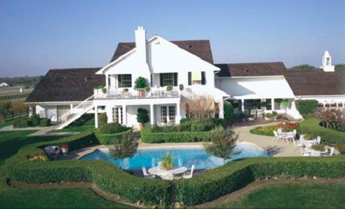 Dallas and the southfork ranch hooked on houses for Southfork house plan