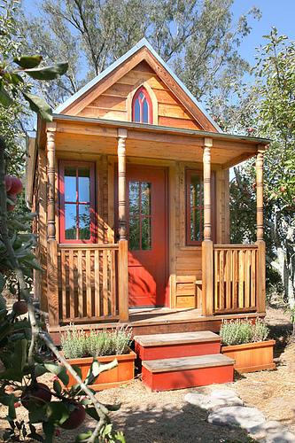 Living Small: Tumbleweed Tiny Houses