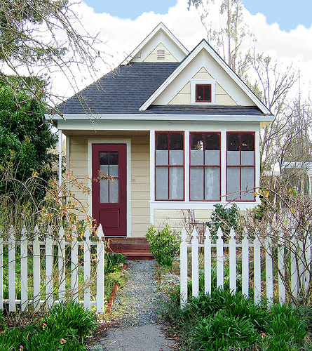 Small Homes Decorating Ideas Small Country Cottage House: Living Small: Tumbleweed Tiny Houses