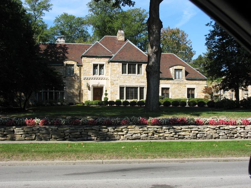 mansion on meridian
