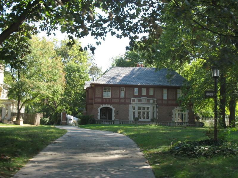mansion on meridian avenue