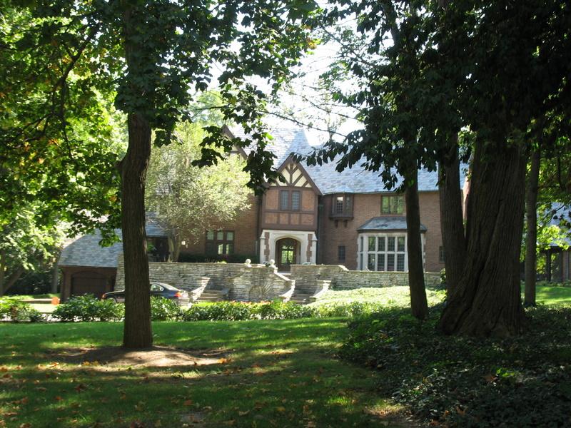 tudor mansion on meridian avenue